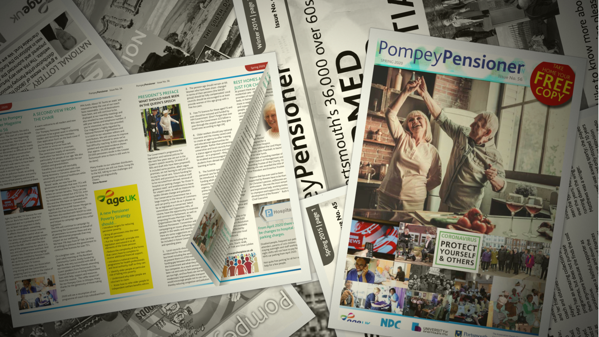 Pompey Pensioner Issue 56